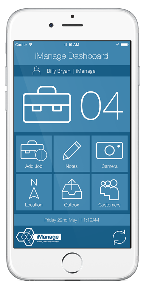 iManage for iPhone